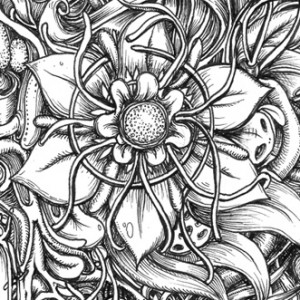 Flower Power (papier)