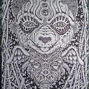 Panda (papier)