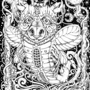 Flying Cochon (papier)