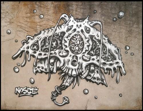 nosbé - ray