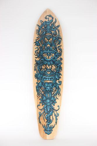 nosbé - blue dragon